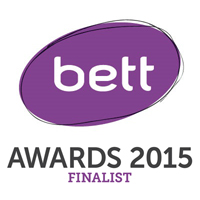 bett Awards 2015 Finalist logo