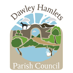 Dawley Hamlets Parish Council logo